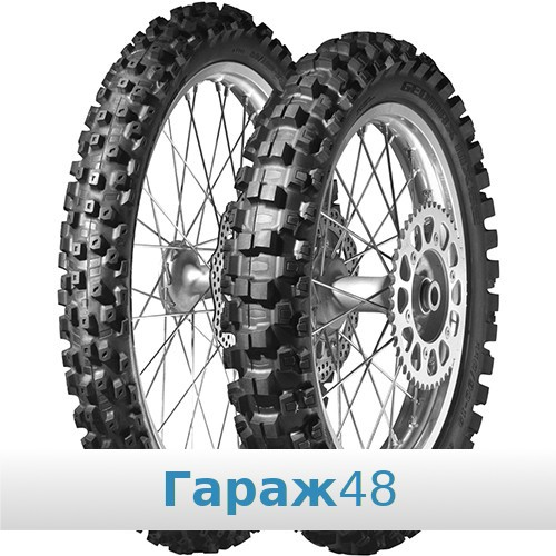 Dunlop Geomax MX52 60/100 R10 33J