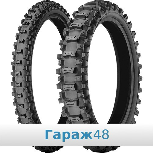 Michelin StarCross MS 3 70/100 R17 40M