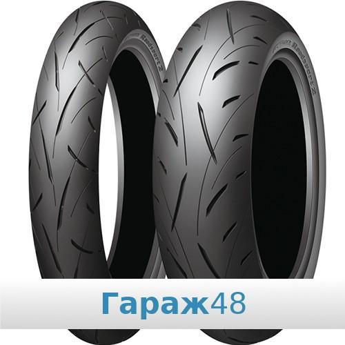 Dunlop SportMax Roadsport 2 180/55 R17 73W