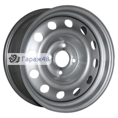 SDT U5035B R14 / 5.5J PCD 4x98 ET 35 ЦО 58.6 Штампованные Серебристый