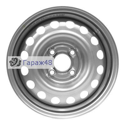 Next NX-028 R14 / 5.5J PCD 4x100 ET 36 ЦО 60.1 Штампованные Серебристый
